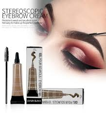HANDANYAN Eyebrow Enhancer Makeup Henna <b>Eyebrow Gel 6</b> ...