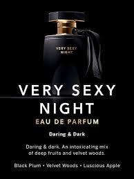 <b>Very Sexy</b> Night: The New Fragrance - <b>Victoria's Secret</b>