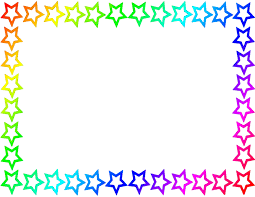 colorful star borders clipart clipart kid wordpress how to use css to show a border image stack overflow