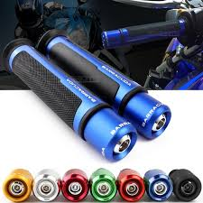 "<b>Universal 7/8</b>"" <b>22MM CNC</b> Motorcycle handlebar grip handle bar ..."