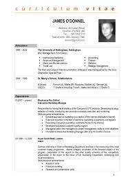 resume template sample curriculum vitae samples examples 89 fascinating examples of curriculum vitae resume template