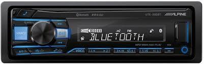 <b>Автомагнитола Alpine UTE-200 BT</b> в рассрочку