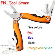 High quality <b>Stainless</b> steel mini <b>multi function</b> knife pliers <b>Outdoor</b> ...