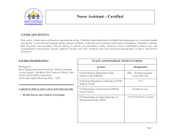 sample resume for cna sample resume for cna makemoney alex tk