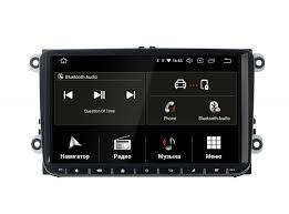"Volkswagen Passat B6,B7 (Android 9.0) 9"", <b>Incar TSA</b>-<b>8644</b>"