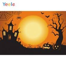 Best value Vinyl Studio <b>Halloween Backdrop</b> Photography Photo ...
