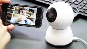 Обзор <b>камеры Xiaomi</b> MiJia 360 за 4 тыщи - YouTube