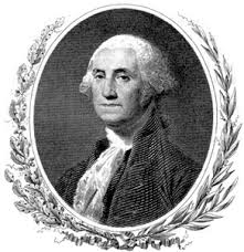 「1789, george washington first president inauguration」の画像検索結果