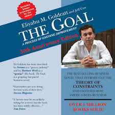 hear the goal audiobook by eliyahu m goldratt for just  extended audio sample the goal a process of ongoing improvement thirtieth anniversary edition audiobook by eliyahu m