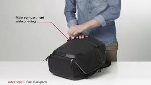 <b>Manfrotto Advanced2 Backpacks</b> Tutorial Video - YouTube