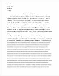 history essay docx amparo gutierrez professor kern history this preview has intentionally blurred sections sign up to view the full version