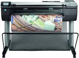 <b>HP DesignJet T830 36-in</b> Multifunction Plotter Printer - HP Store UK