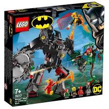 <b>Конструктор LEGO</b> DC Super Heroes 76117 <b>Робот Бэтмена</b> ...