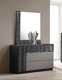black dresser with mirror bedroom mirrored furniture dresser