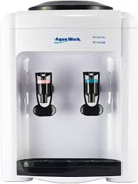 <b>Кулер для воды Aqua</b> Work 0.7TK (серебристый), только нагрев ...