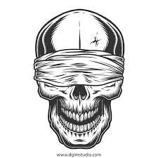 Skull creator | Skull sketch, Skull art, <b>Vintage skull</b>