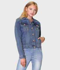 <b>Classic Denim</b> Jacket-RB | Lola <b>Jeans</b> Apparel