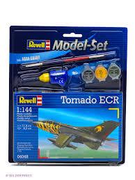 <b>Сборная модель Самолет</b> Tornado ECR (1:144) <b>Revell</b> 2188735 в ...