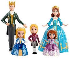 Disney Sofia The First Royal Family Small Doll Set ... - Amazon.com