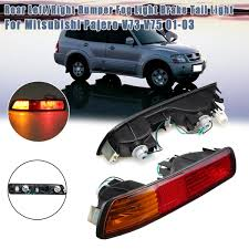 Rear Lights <b>Fog</b> Lamp Rear Bumper Reflector Stop Lamp 2001 ...