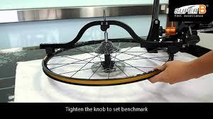 SUPER B_TB-1930_Wheel <b>alignment</b> gauge (EN) - YouTube
