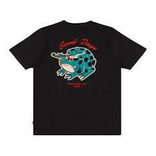 Good Days Black T-Shirt | Camisas