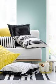 living room ideas blue yellow living room