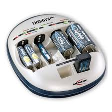 <b>Зарядное устройство Ansmann</b> Energy 8 plus — купить в ...