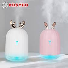<b>KBAYBO 220ml USB Diffuser</b> Aroma Essential Oil Humidifier ...