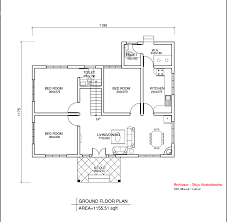 By House Plans India   D Small House Design   Interior        Good By House Plans India   House Floor Plan Design