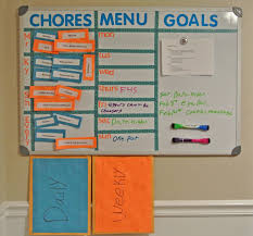 kayte vs the chore chart the organized mom the diy chore chart