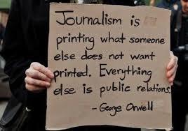 Journalism Orwell