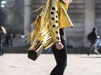 gold jacket: лучшие изображения (19) | Мода, Одежда и Мода на ...