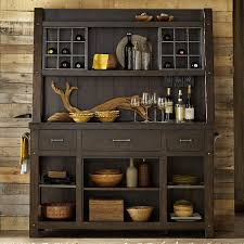 rustic hutch dining room: brilliant rustic dining room buffet and hutch liberty furniture wolf also dining room buffets
