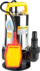 <b>Насос погружной Grinda GSPP-165-6</b>, для грязной воды