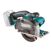 Makita DCS552Z LXT 18v <b>136mm</b> Cordless Metal Cutting Saw Body ...