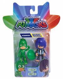Купить игрушку <b>PJ Masks Гекко и</b> Кевин colorful в Москве, цена PJ ...
