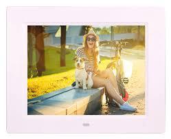 - Купить <b>Цифровая фоторамка DIGMA PF-833</b>, белый в интернет ...