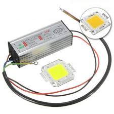 높은 전원 50W LED SMD 칩 전구 방수 드라이버 공급 DC20-40V Sale