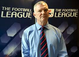 Image result for greg clarke football league
