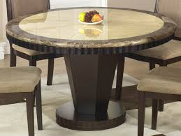 Stone Dining Room Table Awesome Espresso Wooden Double Dining Chair Without Armrest With