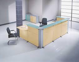 office counter design wooden frame small reception desk apex lite reception counter