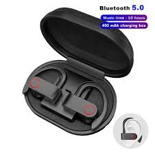 <b>A9 TWS</b> Earphones <b>Wireless</b> Blutooth 5.0 Sports Stereo Headset ...