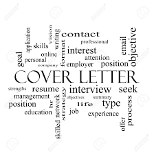 cover letter word cloud concept in black and white great cover letter word cloud concept in black and white great terms such as interview