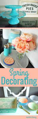 Spring Decorating Spring Decorating Ideas Modern Honey