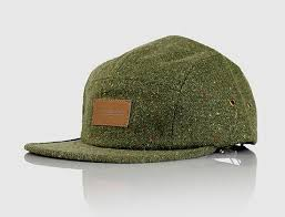 <b>County 5</b>-Panel Cap by <b>OBEY</b>