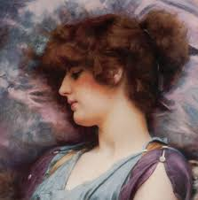 John William Godward: Faraway Thoughts (1892). John William Godward: Faraway Thoughts, 1892. 2 years ago Short URL Comments - john_william_godward_1892_far_away_thoughts