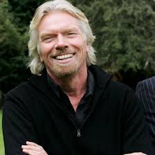 Sir Richard Branson must be extremely anxious with all these companies he owns. - Sir-Richard-Branson-9224520-1-402