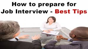 how to prepare for job interview best tips