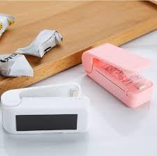 Hand press sealing <b>machine household food bag</b> heat sealing ...